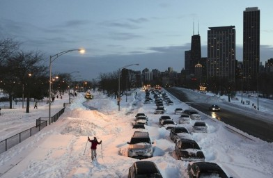 Chicago Blizzard 2011