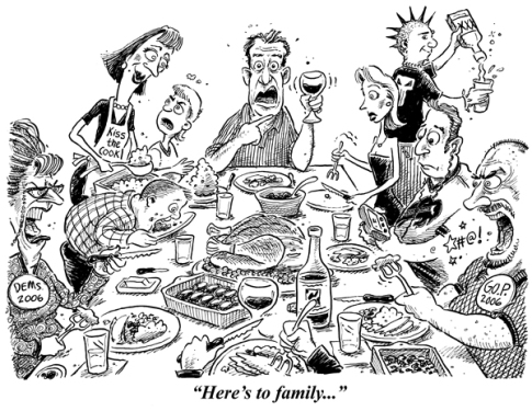 Adam Zyglis Cartoon